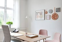 Office inspiration || Lightyears / Find inspiration for office interior installations and great ideas to how you can incorporate lighting into your work environment.