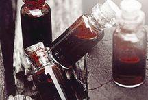 blood aesthetic