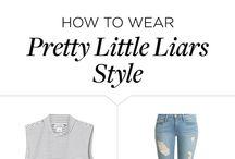 pretty little liars style