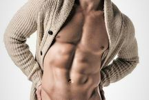 Male Models, Gym Guys, Sportsmen, Celebrities - A Celebration of Aesthetic Physique Earned.