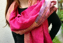 i love scarves / by Camille -