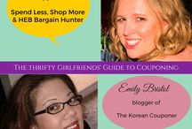 The Thrifty Girlfriends' Guide to Couponing