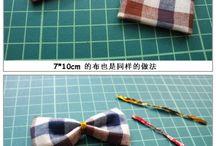 Tie & Bow tie / corbatines y corbatas