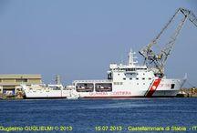 Guardia Costiera Italiana / Gru M200/SA
