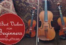 The Best Beginner Violins