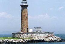 Lighthouses take me away / by April Logan