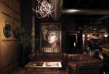 Club Lounge Design
