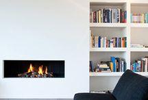 Trouvailles Pinterest: Les foyers / Chaque vendredi, nous vous présenterons ce qui nous a inspiré dans le monde fabuleux de Pinterest durant la semaine. Chronique sur un thème précis présentée par la photographe Marie-Claude Viola.