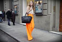 clothing: floaty things: maxi skirts + maxi dresses + palazzo pants / by Melissa Tibbals-Gribbin