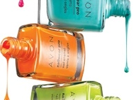 Avon / Board for avon products