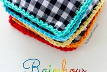 CRAFT - Rainbow craft / Colorful Rainbow craft ideas and DIY