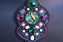 Bead embroidery / Beading