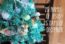 advent / by Jennifer Christian