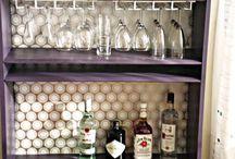 Liquor Cabinet DIY