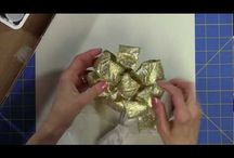 diy: RIBBONS & BOWS