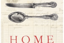For the Home / by Patty Berg