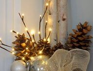 Winter decoratng