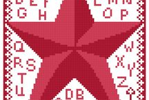Patriotic Cross Stitch