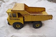 Styled Shoot: Toddler Trucks