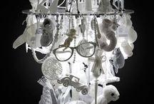 object chandelier