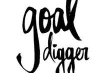 Goal Getter / Goals, Productivity, Self-Development