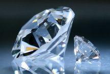 алмазы.