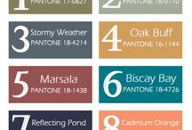 Pantone Top 10 Wedding Color Ideas for Fall 2015