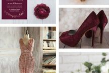 Wedding Colors / Color palettes for wedding planning