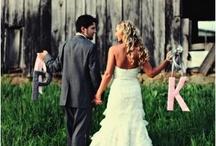 Wedding Ideas / by Jennifer Sall