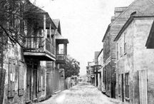 A Walk Through Time / History of Saint Augustine, Florida