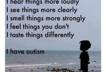 For Gabriel and Dominic / Autism awareness / by Shelley Mason
