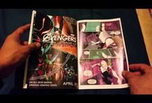 Comic Book Wednesday