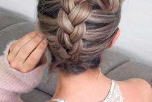 ładne fryzury