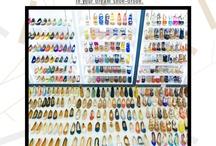My Ultimate Shoe Closet / by Monica Zamora