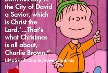 Charlie Brown and gang