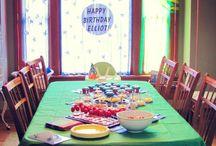 June's 1st Birthday ideas