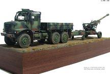 mk23 MTVR truck
