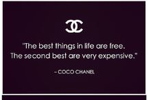 cocolove / love  coco  chanel