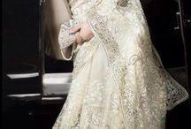 bridals and dresses