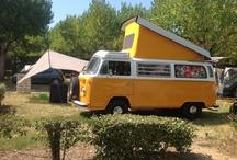 Avontuur Verhuur / Bij Avontuur Verhuur huur je een compleet ingerichte Volkswagen T2 Westfalia camper busje voor vakanties, weekendjes weg, trouwerijen en evenementen. www.avontuurverhuur.nl