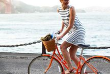 chic on pedals / by Theresa T