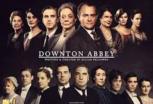 Downton Abbey / Downton Abbey is a British period drama television series created by Julian Fellowes and co-produced by Carnival Films and Masterpiece. It first aired on ITV in the United Kingdom and Ireland on 26 September 2010 and on PBS in the United States on 9 January 2011 as part of the Masterpiece Classic anthology. [Source: Wiki}