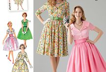 Sewing: Stepford Wife Dresses