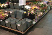 Retail. Floral