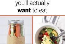 Cheap food you like to eat