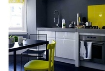 BEAUTIFUL KITCHENS / by Hannah Read-Baldrey
