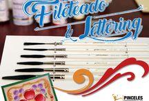 Fileteado Porteño y Lettering Plantec