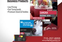 Printing Services / Printing services for small businesses