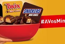 Inspiration #AVosMiniCubes par Mars Chocolat France