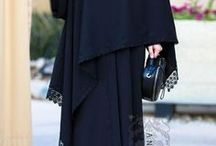 Collection of Abaya